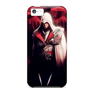 Assassins Creed Case Compatible With Iphone 5c/ Hot Protection Case