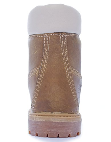 Boot Wedg Whe 6in Prem Timberland EK Damen Wheat x8qvFf