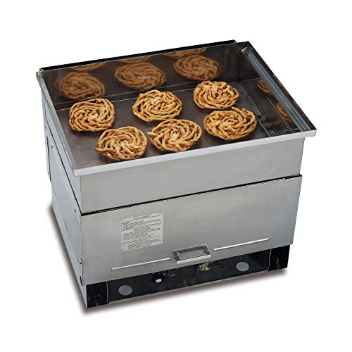 Beach Cities Wholesalers Gold Medal Propane Funnel Cake ()