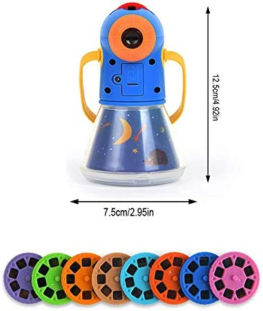 Tawcal Proyector Cuentos para Niños, Linternas Infantiles Lampara ...