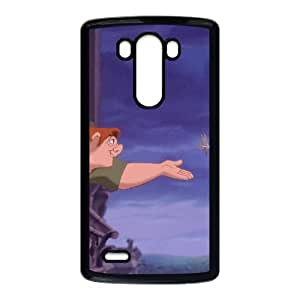Hunchback of Notre Dame LG G3 Cell Phone Case Black ysek