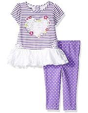 Kids Headquarters Baby Girls 2 Pieces Legging Set