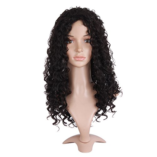 "MapofBeauty 20""/50cm Fashion and Sexy Afro Women Curly Wig"