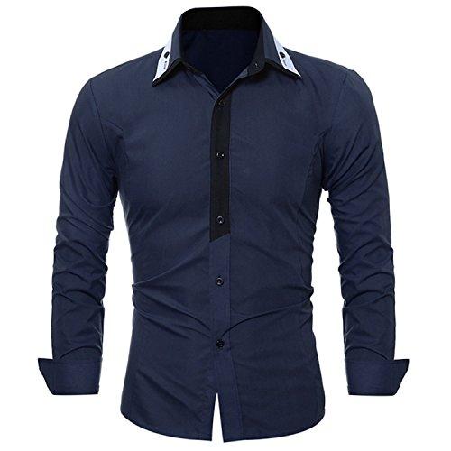 dress shirts size conversion - 8