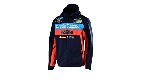 Troy Lee Designs Chaqueta KTM Team Pit Azuloscuro (L ...
