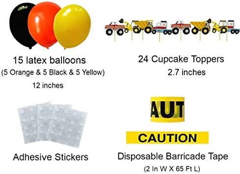 Amazon.com: Kit de decoración para fiestas de cumpleaños de ...