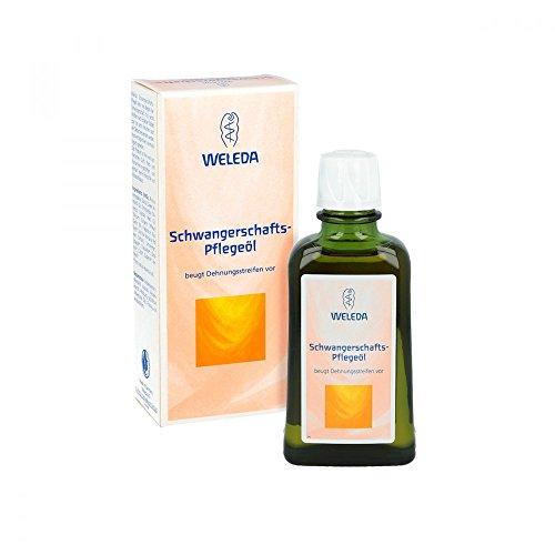 Weleda Schwangerschafts Pflegeoel, 1er Pack (1 x 100 ml)