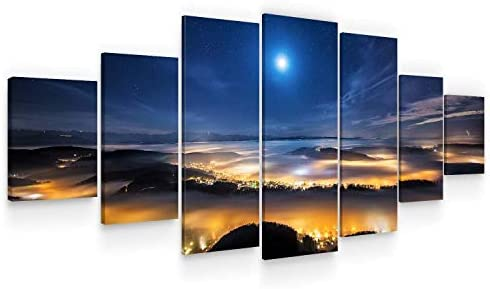 Startonight Huge Canvas Wall Art