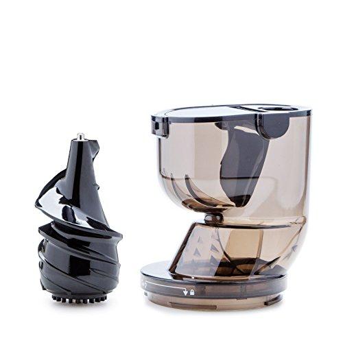 Biochef Atlas Whole Slow Juicer Ice Cream : BioChef Atlas Whole Slow Juicer (250W / 40 RPM / LIFETIME Warranty) Wide Chute Juicer ...