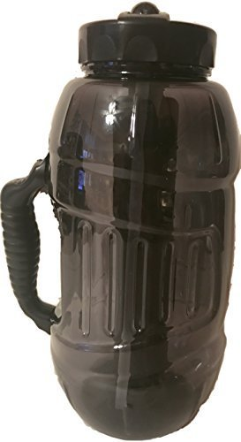 Cool Gear EZ Freeze 64 Ounce Chugger Water Bottle , Black by Cool Gear EZ Freeze