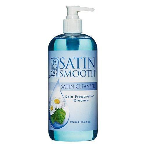 Satin Smooth Satin Cleanser 16 oz. Body Care / Beauty Care / Bodycare / BeautyCare Beauty4U