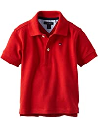 Baby Boys' Short Sleeve Ivy Polo
