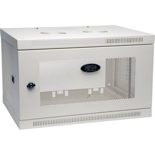Tripp Lite Smartrack Wall Mount Cabinet White 6U 19   Product Category Supplies u0026 Accessories/Equipment Racks   sc 1 th 225 & Apc Netshelter Sx Enclosure - Rack (Ventilated) - Black - 48U - 19 ...