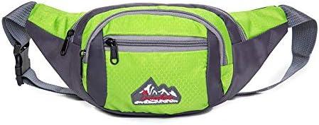 Hiking Waist Pack Bag With Adjustable Strap For Men & Women