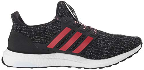 adidas Men's Ultraboost, Black/Scarlet/Grey 4 M US by adidas (Image #7)