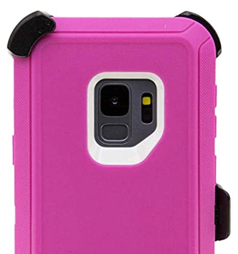 sports shoes 94a3c e24f2 Amazon.com: OtterBox Defender Series Case for Samsung Galaxy S9 with ...