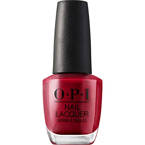 - OPI Nail Lacquer, OPI Red