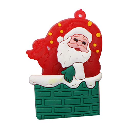 Loneflash Christmas Brooch, Fashion LED Cartoon Light