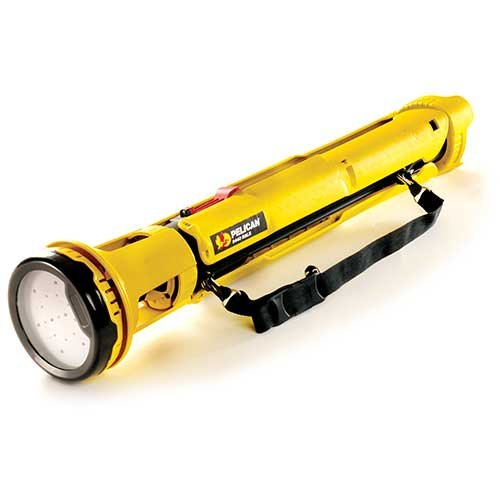 Pelican Remote Area Lighting System, Yellow
