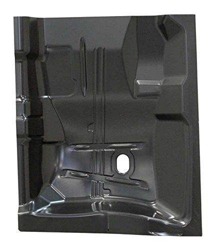 64 Floor Pan (Rear Floor Pan Patch - RH - 64-67 Chevelle El Camino GTO Skylark Cutlass)