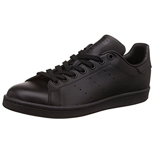 all black adidas