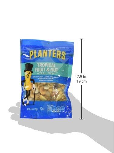 Planters Trail Mix, Fruit & Nut, 6 oz Bag, 3 Pack by Planters (Image #3)