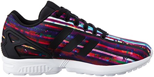 Mixte Adidas Flux Zx Noir Adulte Baskets Basses IwxSZzw