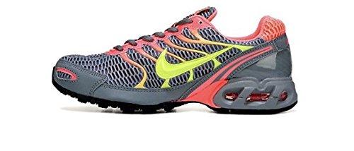 Nike Air Max Scarpe Delle Donne Torcia 4 Corrente Fredda Grigio / Pugno Volt-iper