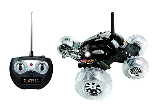 The Black Series Thunder Tumbler Remote Controlled Monster Car