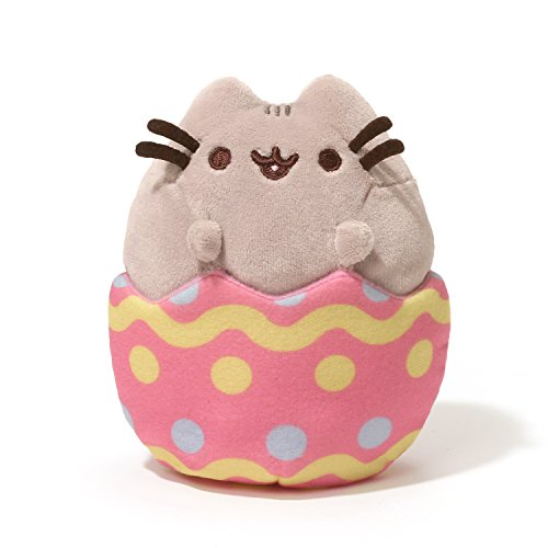 GUND Pusheen Easter Egg Plush, 4.25