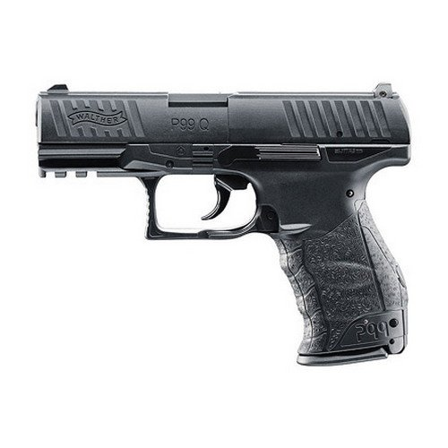 Umarex USA Walther PPQ Black .177 Pellet