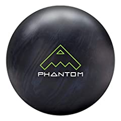 This bowling ball ships UNDRILLED with no holes unless you add drilling services. LOCK-ON. ENGAGE. DESTROY! One of the most reminisced and renowned names in the history of bowling, the Phantom is remembered for its advanced technology and per...