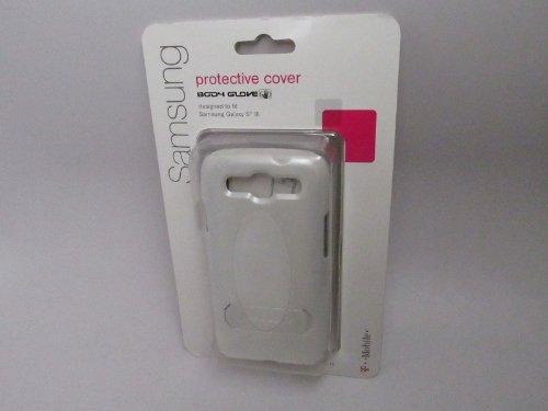 Body Glove Horizontal Case - Body Glove Elite Protective Shell Case w/ Kickstand for Samsung Galaxy S III S3 - Pearl White