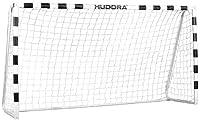 Hudora 76903 Fußballtor Stadion mit echten 200 cm Höhe Modell 2016