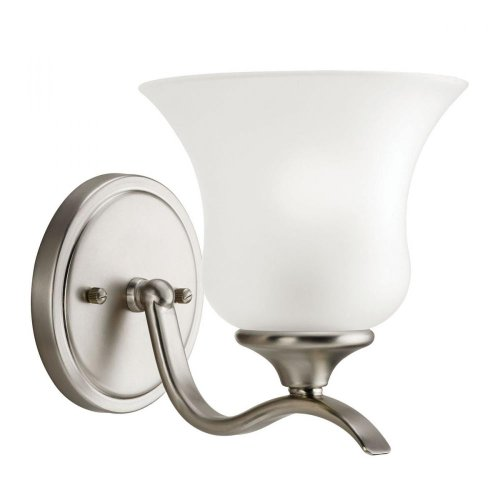 Kichler-Wall Sconce 1Lt Fluorescent-10636NI 1lt Fluorescent Wall Sconce