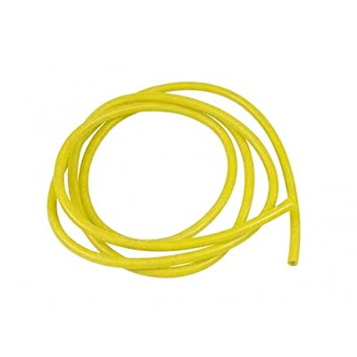3RACING Integy RC Model Hop-ups BAT-CA1436/YE 14AWG Silicon Cable (36 Inch) - Yellow