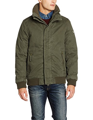 Chaqueta Verde Olive para 1 Road Hombre Pike Brandit YwXxEE