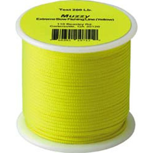 Muzzy Bow Fishing Line (200-Pounds, 75-Feet), Outdoor Stuffs