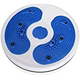 Stvin 4 in 1 Magnetic Disk Hot Sweating Body Shapers Slimming Tummy Twister Rotating Machine Cincher Girdle for Weight Loss Women & Men