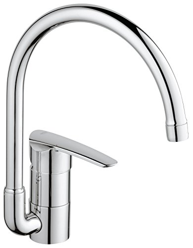 grohe mitigeur vier wave 32449000 import allemagne - Robinet Evier Rabattable