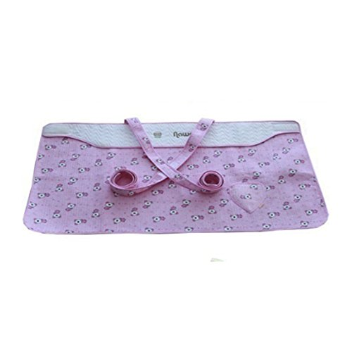 Korea Baby Carrier Podaegi (54 X 25 Inch) (Pink) ()