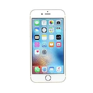Apple iPhone 6s Plus Factory Unlocked Smartphone, 128 GB, Gold (Certified Refurbished)