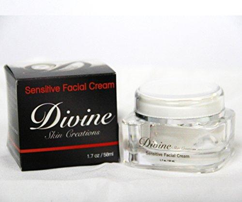 Divine Skin Creations Sensitive Face Cream 1.7oz