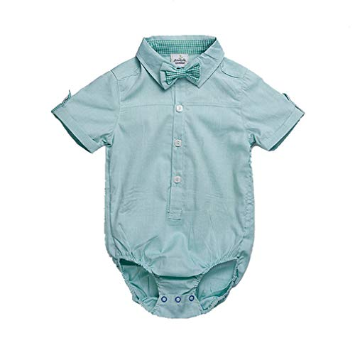 Nafanio Baby's Clothes Newborn Costume Short Sleeve Boy