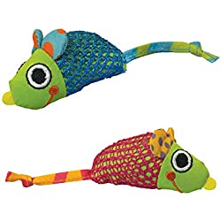 Catnip Mice Catnip Toys by Petstages