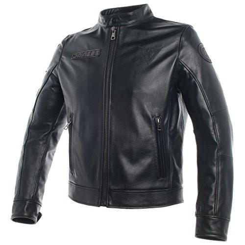 Dainese Legacy Leather Jacket Black 56 Euro/46 USA