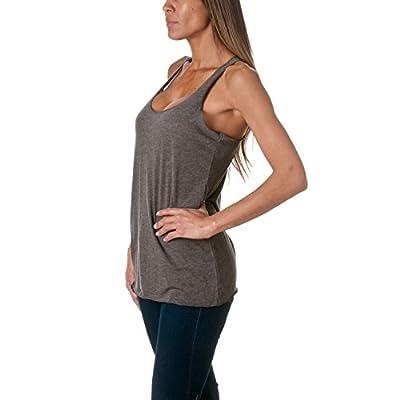 Next Level Women's Stylish Soft Tri Blend Racerback Tank Top: Next Level: Clothing