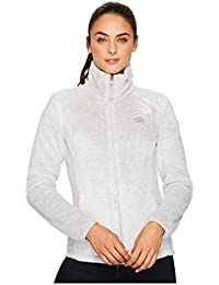 Women's Osito 2 Jacket High-Rise Grey/Tnf White Stripe Outerwear