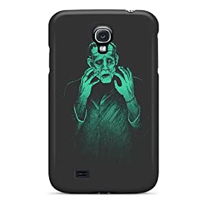 Faddish Phone Frankenstein Monster Holidays Case For Galaxy S4 / Perfect Case Cover