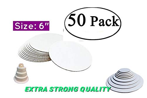 - 6 inch cake circles, cake cardboard rounds Pizza and Cake Circle Cake Board Circles cake circles 6 inch (6